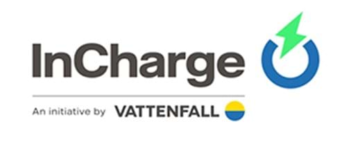 An initiative by Vattenfall InCharge logo